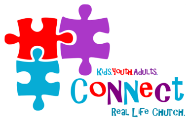 Connect flyer Front
